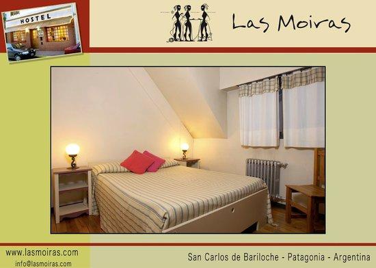 Hostel Las Moiras: Hab Doble/Double room