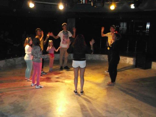 Hammamet Garden Resort & Spa : dans la discotheque