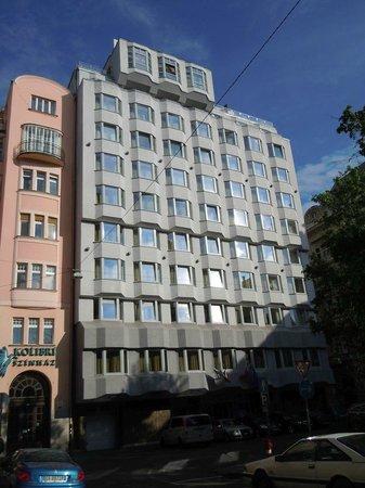 Medosz Hotel: Отель