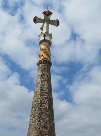 Torre Bellesguard Antoni Gaudi: Tocando el cielo