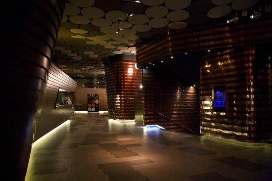 The Gates Diagonal Barcelona : Lobby