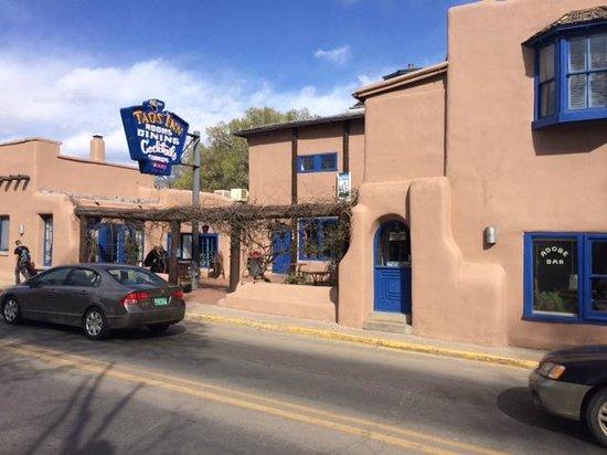 Doc Martin's Restaurant: Taos Inn