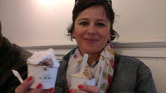 Gelateria La Romana: fantastic tastes
