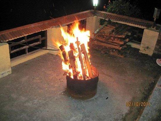 Dwarika Residency Shelapani: The sitting room