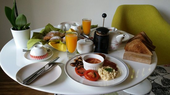 The Copper House - Portreath: A breakfast to die for!!!!!!!!