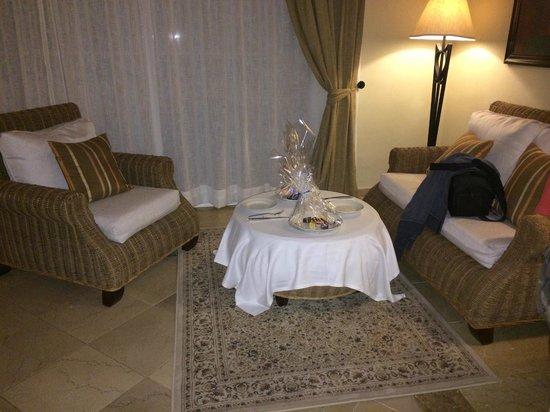 Luxury Bahia Principe Cayo Levantado: room 12202 (23/04/14)