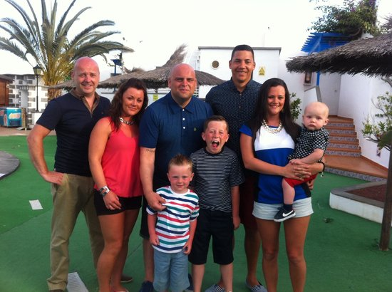 Apartments Parque Tropical : Perfect family holiday