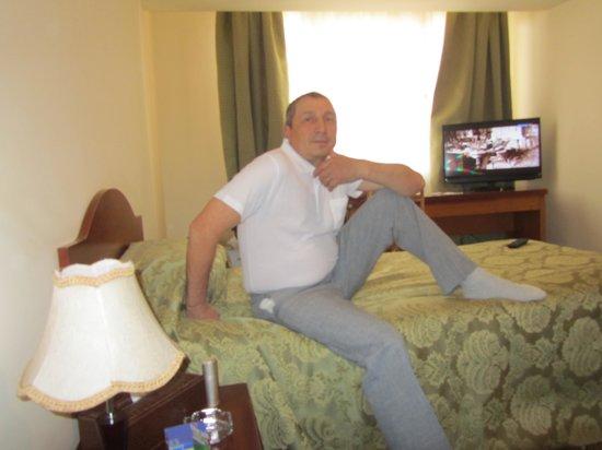 Ani Plaza Hotel : В номере