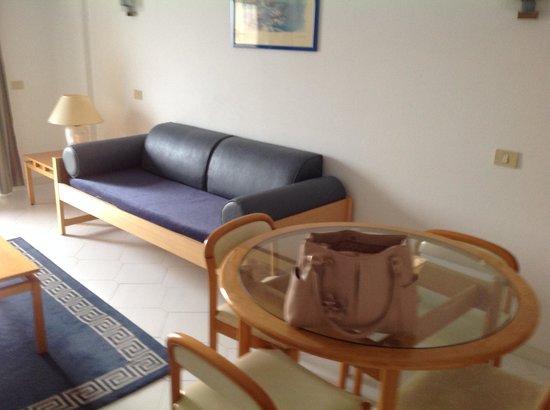 Hotel Apartamento Brisa Sol: Lounge area