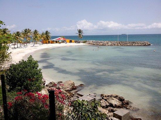 Karibea Beach Resort Gosier: la plage de l'hotel