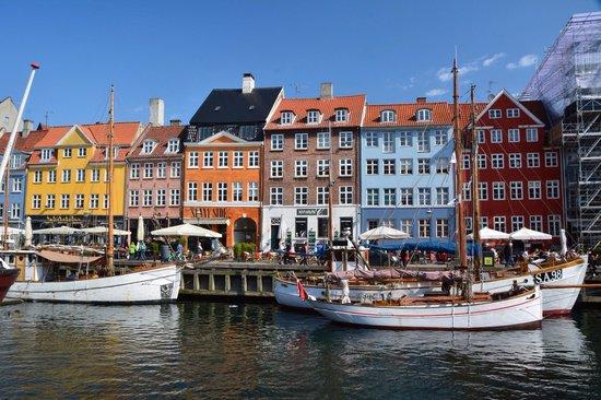 Stromma Canal Tours Copenhagen : Nyhavn Copenhagen