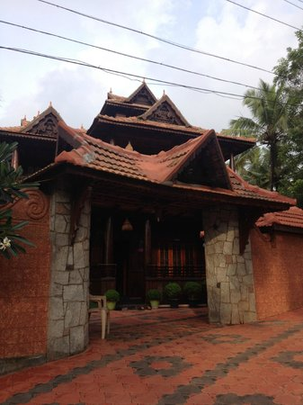 Omsam Guest Home: Exterior