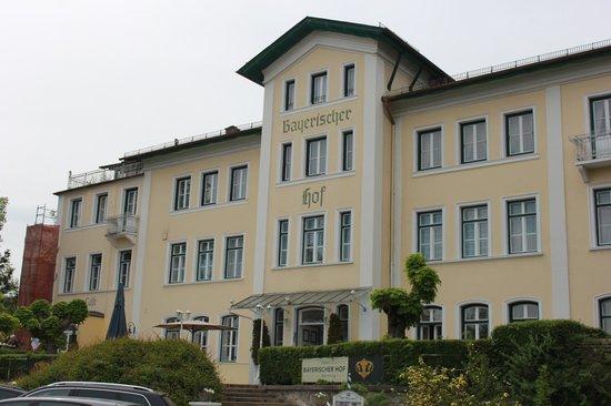 Hotel Bayerischer Hof Starnberg: Fachada do hotel