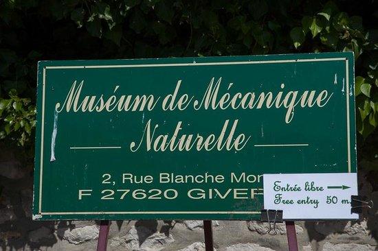 """Maison et jardins de Claude Monet : The Museum of """"natural mechanics"""""""