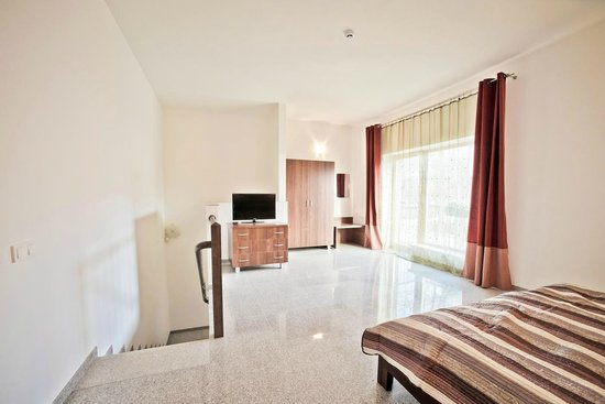 Two floor apartment (2 bedrooms, 48sq.m., up to 4 persons)