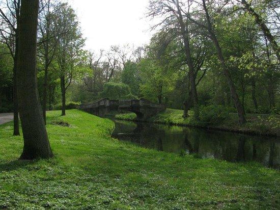 Buergerpark : Бюргерпарк