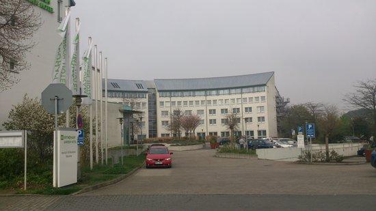 Wyndham Garden Dresden: отель