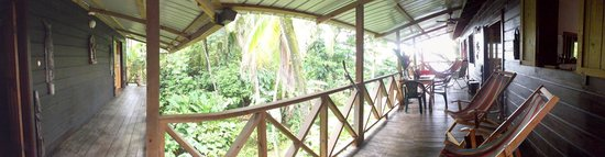 Punta Rica Beach & Jungle Villa: View