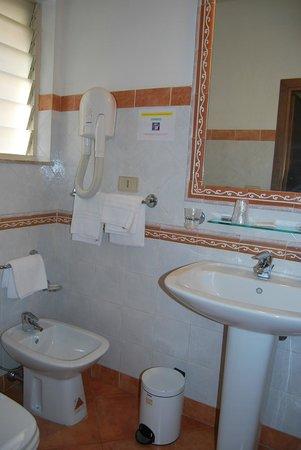 Hotel Elite : Il bagno