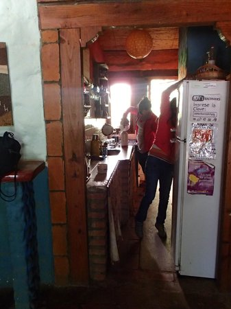 Cafayate Backpackers Hostel : Cocina-Comedor