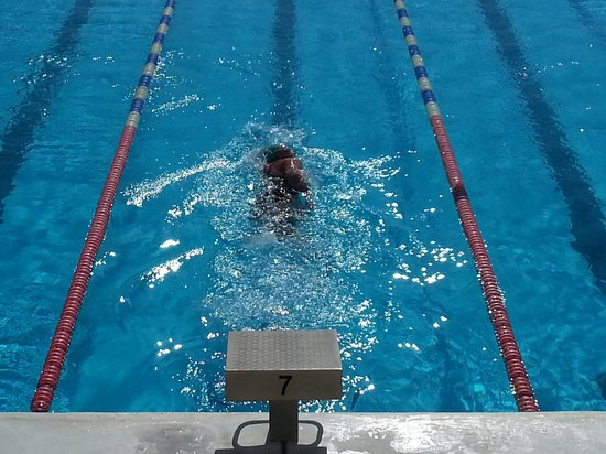 Club La Santa: Udendørssvømning