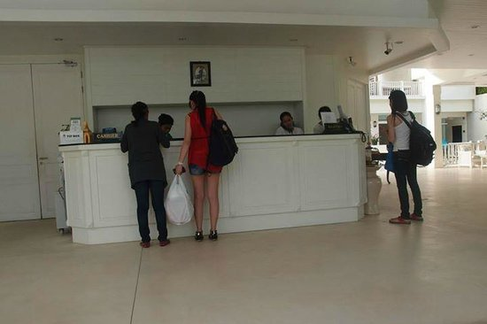 Krabi Tipa Resort: lobby