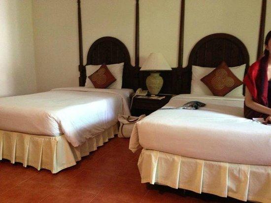 Krabi Tipa Resort: my room