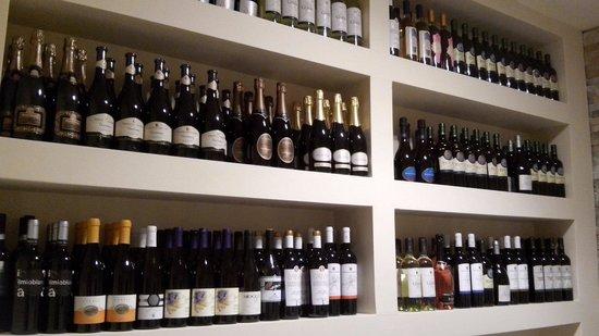 Ristorante Sikelia: Vini