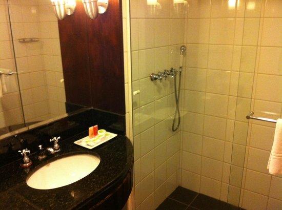 Hotel Deville Prime Salvador: Box do banheiro