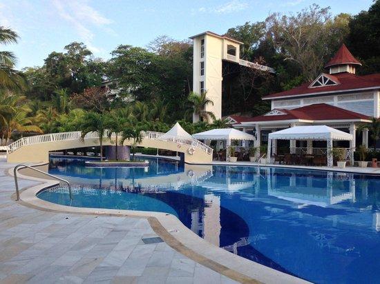 Luxury Bahia Principe Cayo Levantado: 23/04/14