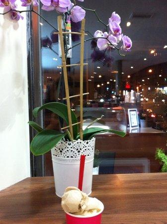 Vachement Bon!: Coffee gelato