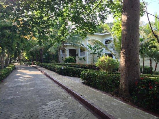 Luxury Bahia Principe Cayo Levantado: villa  (23/04/14)