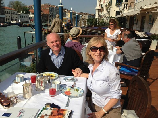 The Gritti Palace, A Luxury Collection Hotel: Breakfast