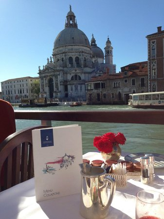 The Gritti Palace, A Luxury Collection Hotel : Breakfast view