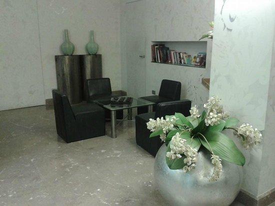 Hotel Porta Felice: Hall