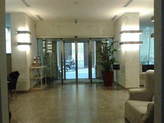 Hotel Porta Felice: Ingresso