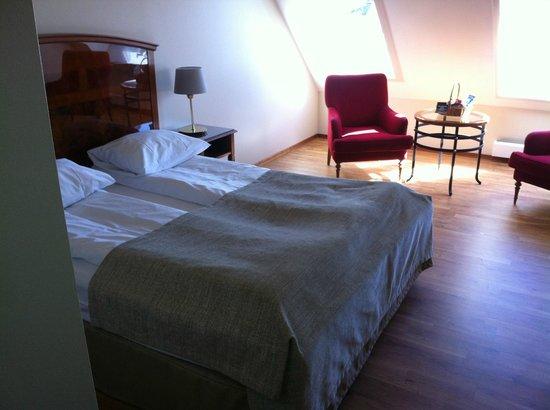 First Hotel Marin: Camas solteiro
