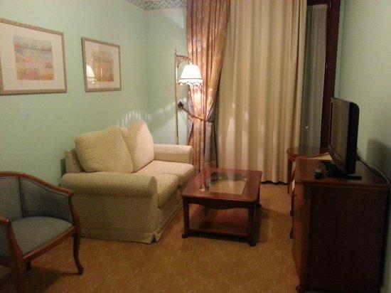 Hotel Horus Zamora : Habitacion