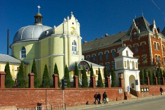 St. Peter and Paul Basilian Monastery