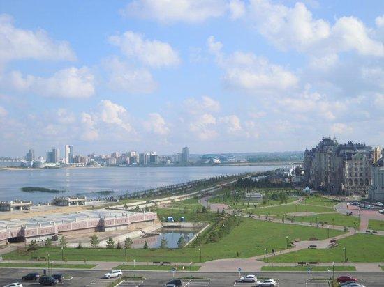 Hotel Giuseppe: вид из кремля