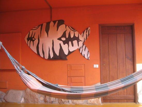 Surfactivity Guest House : Eingangsbereich