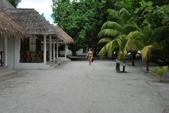 Fihalhohi Island Resort: семейные одноэтажные виллы