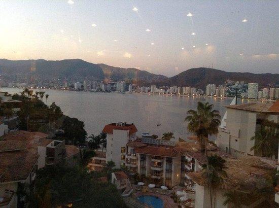 Park Royal Acapulco: Vista del Hotel