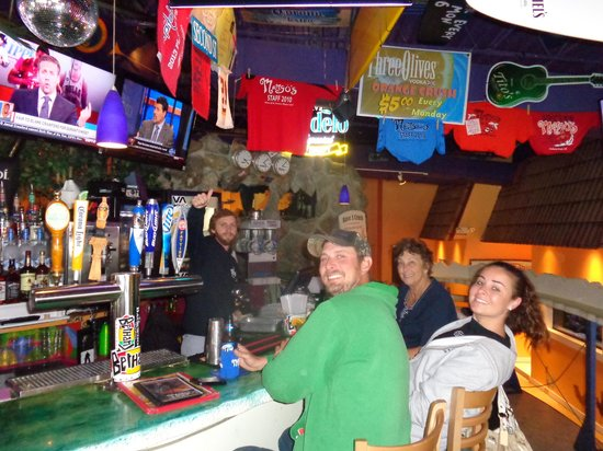 Mango S The Fun Bar Restaurant Entrance