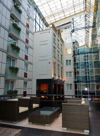 Radisson Blu Hotel, Amsterdam : lobby