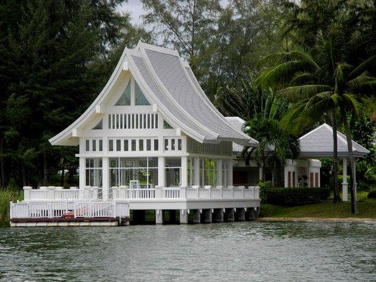 Outrigger Laguna Phuket Beach Resort: Свадебная пагода