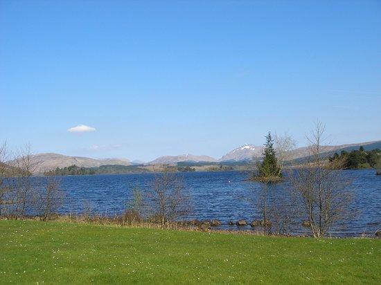 Ardanaiseig Hotel: View of the Loch