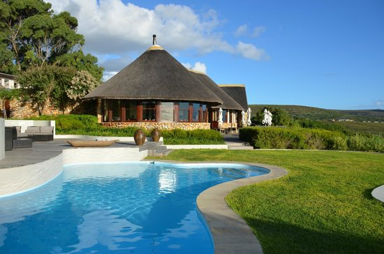 Grootbos Private Nature Reserve: Hotelgelände
