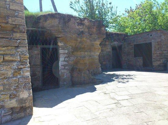 Catacombs of Odessa: Вход в катакомбы