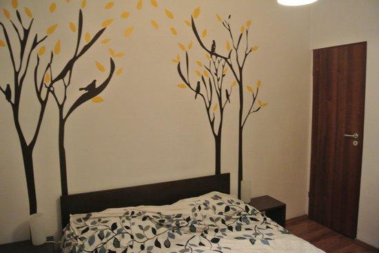 Umbrella Hostel: Double room